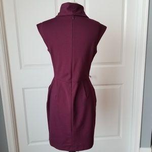 4b231db0bf45 Banana Republic Dresses - Banana Republic Burgundy Sheath Dress